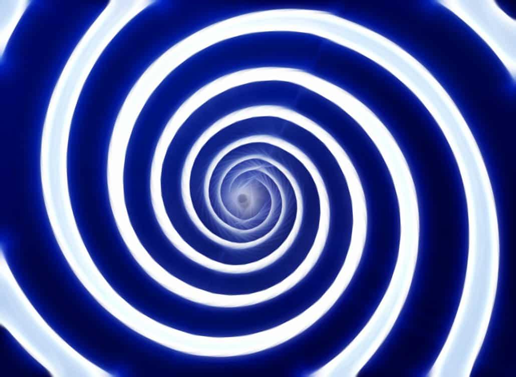 Hypnose Psychotherapie Hackl Spirale